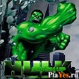онлайн игра Hulk. Smash Up