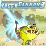 ������ ���� Laser Cannon 3