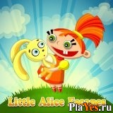 онлайн игра Little Alice Escapes