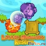 онлайн игра Little Animals: Rescue