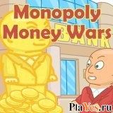 онлайн игра Monopoly Money Wars