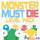 онлайн игра Monster Must Die Level Pack