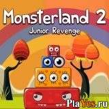 онлайн игра Monsterland 2: Junior Revenge