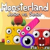 Monsterland: Junior vs. Senior