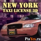 онлайн игра New York Taxi License 3D