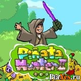 онлайн игра Pinata Hunter 2 / Охотник на Пинату 2