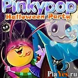 Pinkypop. Halloween Party