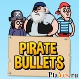 онлайн игра Pirate Bullets