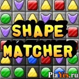 онлайн игра Shape Matcher