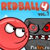 онлайн игра Red Ball 4: Volume 1