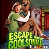 онлайн игра Scooby Doo 2. Escape from the Coolsonian