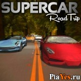 онлайн игра Supercar Road Trip
