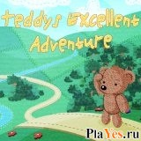 онлайн игра Teddy's Excellent Adventure