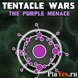 онлайн игра Tentacle Wars. The Purple Menace