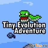 онлайн игра Tiny Evolution Adventure