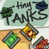 онлайн игра Tiny Tanks