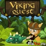 онлайн игра Viking Quest