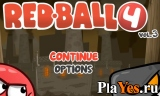 онлайн игра Red Ball 4: Volume 3