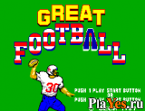 онлайн игра Great Football