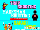онлайн игра Trap Shooting - Marksman Shooting - Safari Hunt