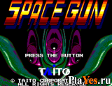 онлайн игра SpaceGun