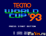 онлайн игра Tecmo World Cup '93