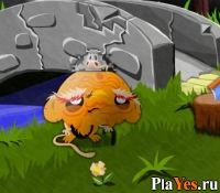 онлайн игра Monkey Go Happy: Mini Monkeys