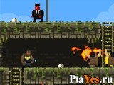 онлайн игра Broforce