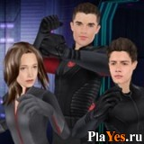 онлайн игра Lab Rats Virtual Battle Trainer
