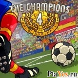 онлайн игра The Champions 4 - World Domination