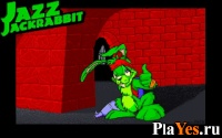 онлайн игра Jazz Jackrabbit