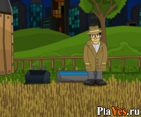 онлайн игра Harry Quantum: TV Go Home