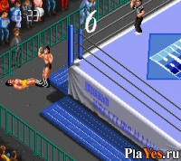 онлайн игра Super Fire Pro Wrestling III - Final Bout