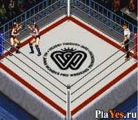 онлайн игра Super Fire Pro Wrestling - Queen's Special