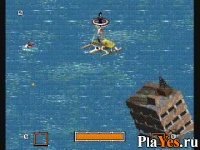 онлайн игра Waterworld