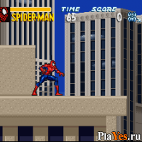 онлайн игра Amazing Spider-Man, The - Lethal Foes