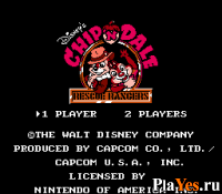 Chip and Dale: Rescue Rangers / ��� � ���� ������ �� ������