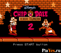 Chip and Dale: Rescue Rangers 2 / ��� � ���� ������ �� ������ 2