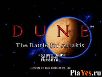 Dune - The Battle for Arrakis / Дюна-Битва за Арракис