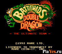 ������ ���� Battletoads and Double Dragon / �������� � ������� ������
