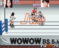 онлайн игра JWP Joshi Pro Wrestling - Pure Wrestle Queens