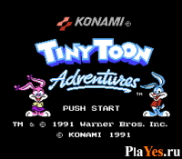 Tiny Toon Adventures / ����������� ���� ���