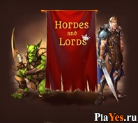 онлайн игра Hordes and Lords