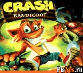 онлайн игра Crash Bandicoot / Краш Бандикут