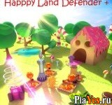 онлайн игра Happy Land Defender Plus