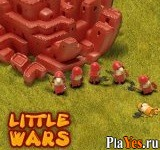 онлайн игра Little Wars