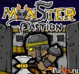 онлайн игра Monster Bastion
