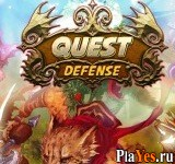 онлайн игра Quest Defense