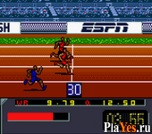 онлайн игра ESPN International Track & Field