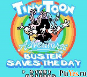 онлайн игра Tiny Toon Adventures - Buster Saves the Day